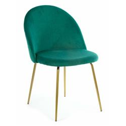 Krzesło Ringo Gold Green