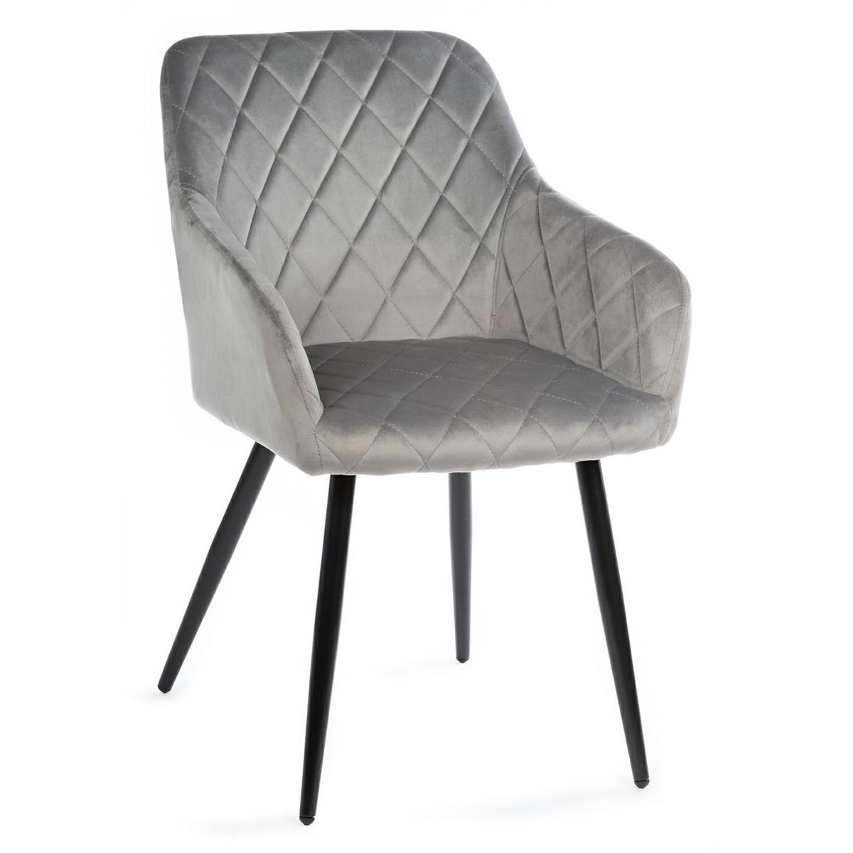 Krzesło Rico Black Dark Beige