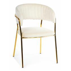 Krzesło Rarity Gold Light Beige