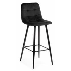 Krzesło barowe Hoker Lava Black