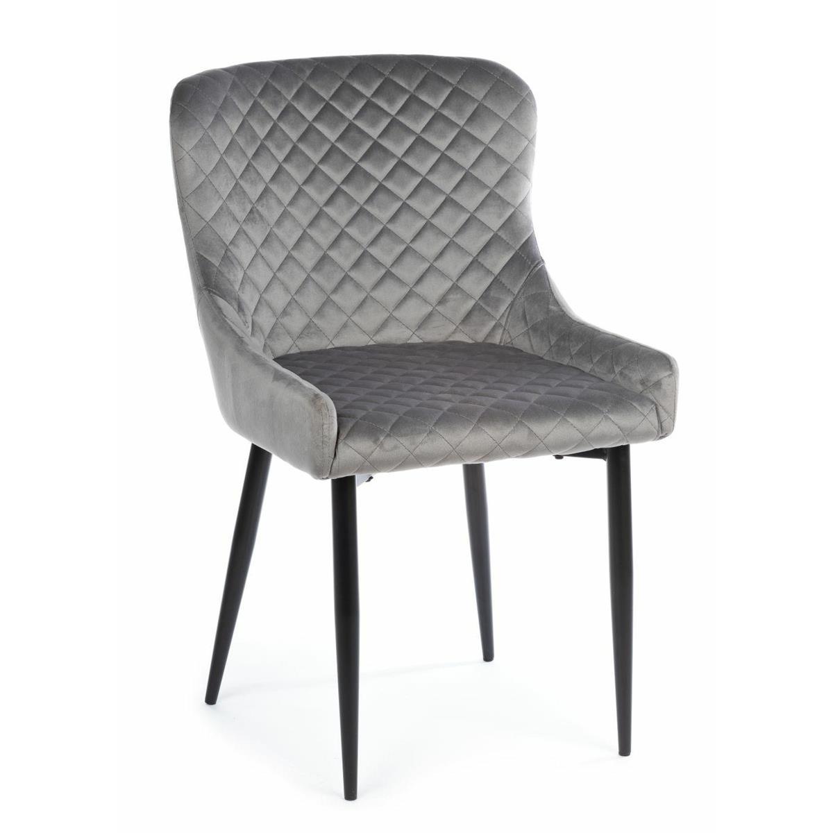 Krzesło Kajto Black Gray