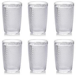 Komplet 6 szklanek Elise Clear 300ml