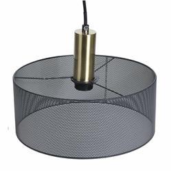 Lampa wisząca okrągła w stylu Loft