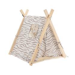 Namiot Tipi dla kota lub psa wzór Tygrys