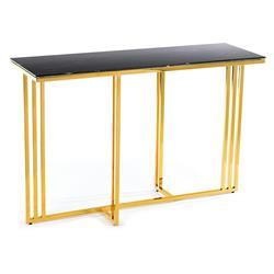 Konsola Amagat Gold Black 120 cm