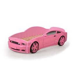 Łóżko dziecięce MG 3D Pink