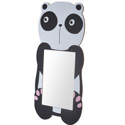 Lustro ścienne dla dzieci Panda