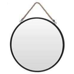 Lustro okrągłe na sznurze 41 cm