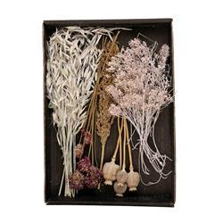 Susz dekoracyjny florystyczny różowy