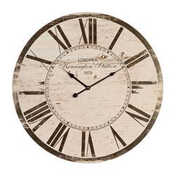 Zegar ścienny Diam Beige 60 cm