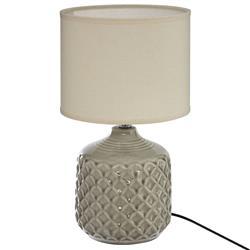 Ceramiczna lampka nocna Ilou 36,5 cm