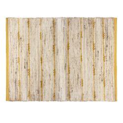 Dywan jutowy 60x90 cm Yellow Stripe