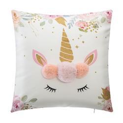 Poduszka dekoracyjna dla dziecka Unicorn
