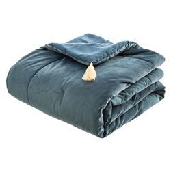 Narzuta na łóżko Sonia Blue 80x180 cm