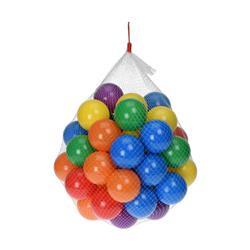 Kolorowe piłki kulki dla dzieci 50 szt