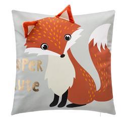 Poduszka dekoracyjna dla dziecka Lis