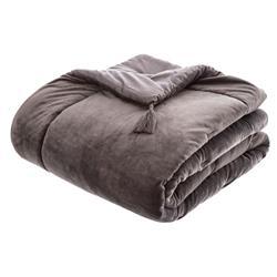 Narzuta na łóżko Sonia Grey 80x180 cm