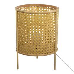 Bambusowa lampka nocna Kacy 28 cm