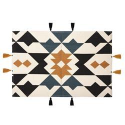 Prostokątny dywan Hacienda Blue 60x90 cm