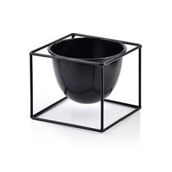 Osłonka Swen Black 13x13 cm