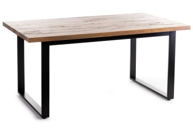 Stół Silva Black Oak 160x90 cm
