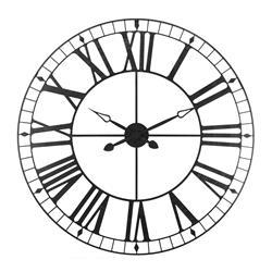 Zegar ścienny vintage Abram 88 cm