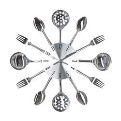 Zegar ścienny Cutlery 38 cm