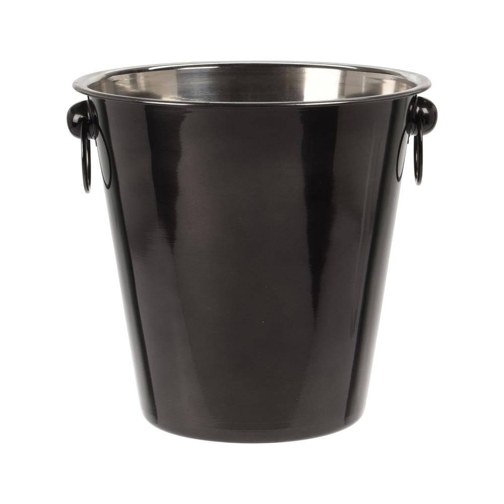 Cooler metalowy czarny Loft