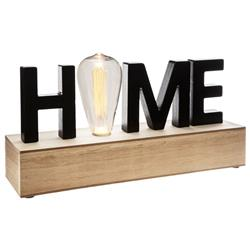 Dekoracyjna lampka LED Home z żarówką