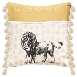Poduszka dekoracyjna dla dziecka Lion
