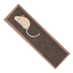 Drapak dla kota z tektury z kocimiętką