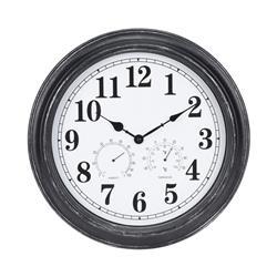Zegar ścienny zewnętrzny 40 cm
