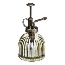 Rozpylacz do wody i perfum zielone szkło