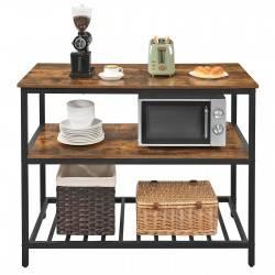 Stolik pomocniczy kuchenny LOFT duży