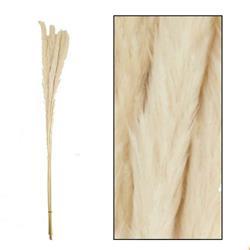 Trawa pampasowa Jaxx bielona 75 cm 6 szt