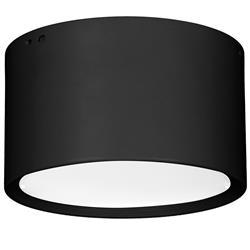 Nowoczesny Downlight LED czarny spot