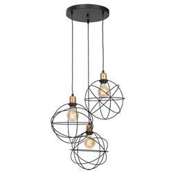 Lampa wisząca industrialna Gerid LOFT