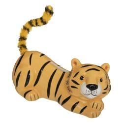 Skarbonka w kształcie tygrysa dla dzieci