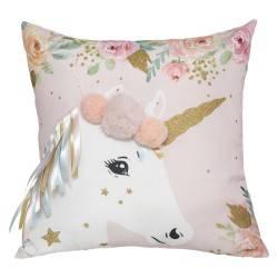 Poduszka dekoracyjna Unicorn dziecięca