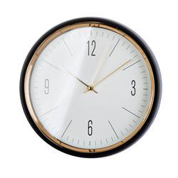 Zegar ścienny Dariel Black 33 cm