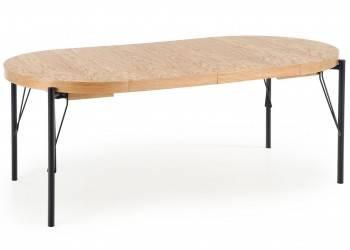 Stół rozkładany Inferno dąb naturalny