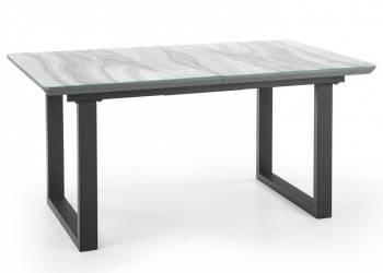 Stół rozkładany Marley White Marble