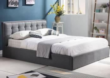 Łóżko Padva z pojemnikiem 120x200 cm