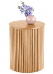 Stolik kawowy Woody Natural 40 cm