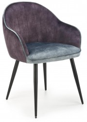 Krzesło tapicerowane K-440 welur