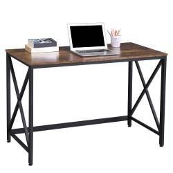 Biurko komputerowe 115x60 cm rustykalne