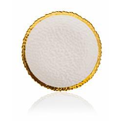 Talerz Kati White Gold 20 cm