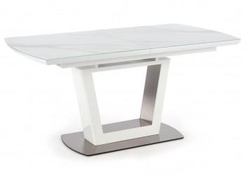Stół rozkładany Blanco White Marble