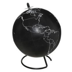 Globus do kolorowania na stojaku