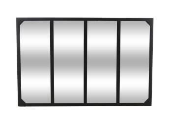 Lustro ścienne Black Lola 76x116 cm
